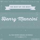 Best of the Best de Henry Mancini