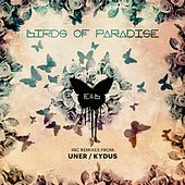 Birds of Paradise by Eagles & Butterflies