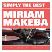 Simply the Best: Miriam Makeba de Miriam Makeba