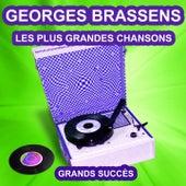 Georges Brassens chante ses grands succès (Les plus grandes chansons de l'époque) de Georges Brassens