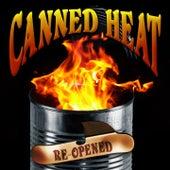 Re-Opened de Canned Heat
