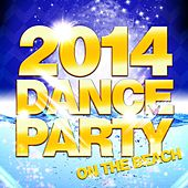 2014 Dance Party (On the Beach) by Various Artists