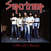 Alive in America de Supertramp