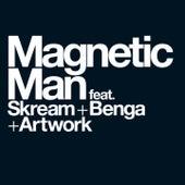 The Cyberman di Magnetic Man