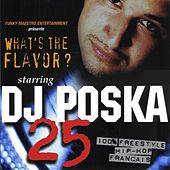 What's the Flavor? 25 (100% freestyle hip-hop français) by Various Artists