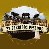 22 Corridos Pesados by Various Artists