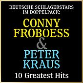 Deutsche schlagerstars im doppelpack: conny froboess & peter kraus (10 greatest hits) von Various Artists