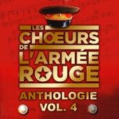 Anthologie, vol. 4 de Les Choeurs De L'armée Rouge