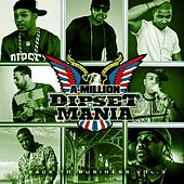 Dipset Mania Back to Business, Vol. 3 by Various Artists