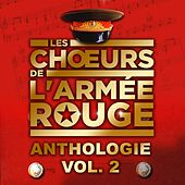 Anthologie, vol. 2 de Les Choeurs De L'armée Rouge