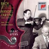Bach, Handel & Tartini: Violin Sonatas by Isaac Stern