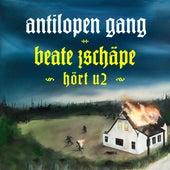 Beate Zschäpe hört U2 von Antilopen Gang