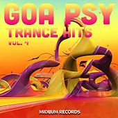 Goa Psy Trance Hits, Vol. 4 (Best of Psychedelic Goatrance, Progressive, Full-On, Hard Dance, Rave Anthems) by Various Artists