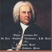 Bach: Goldberg Variations, Newman: Variations On Bach by Anthony Newman