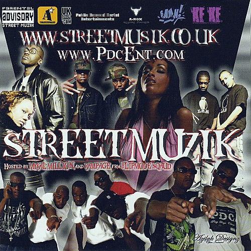 Street Muzik by Various Artists
