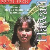 World of Music: Songs from Hawaii by The Hawaiian Music Group