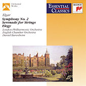 Elgar: Symphony No.2; Serenade For Strings; Elegy de Daniel Barenboim