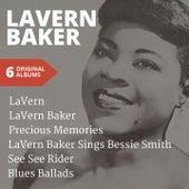 6 Original Albums by Lavern Baker
