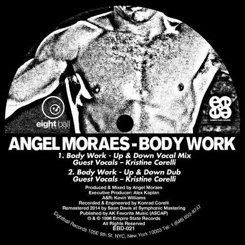 Body Work by Angel Moraes