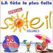 La fête la plus folle, vol. 2 (Spécial soleil) by Various Artists