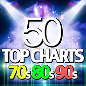 50 Top Charts 70s, 80s, 90s de Various Artists