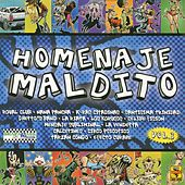Homenaje Maldito, Vol. 3 by Various Artists
