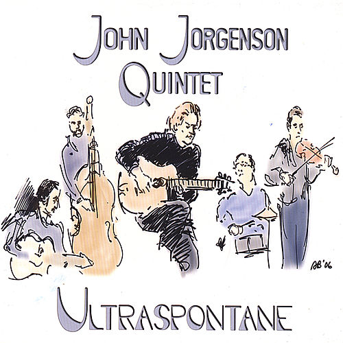 Ultraspontane by John Jorgenson