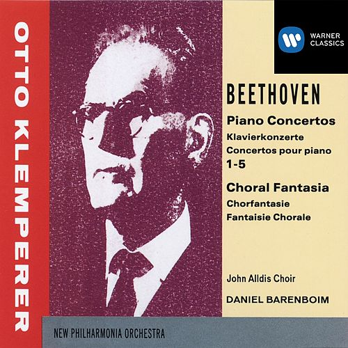 Beethoven: Complete Piano Concertos by New Philharmonia Orchestra