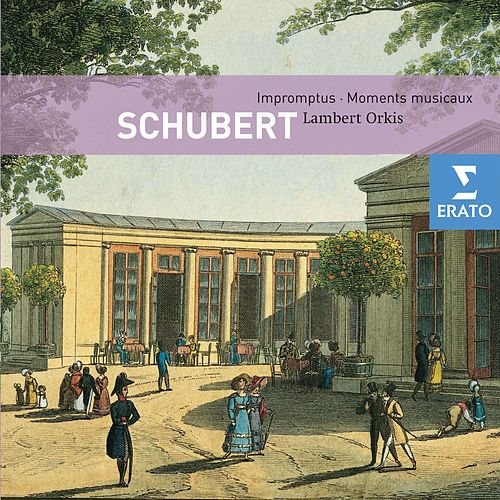 Schubert - Moments Musicaux & Impromptus by Lambert Orkis
