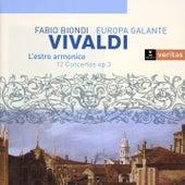 Vivaldi - L'Estro Armonico, Op.3 by Europa Galante Fabio Biondi