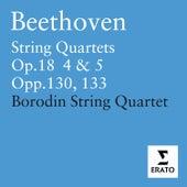 Beethoven : String Quartets de Borodin Quartet