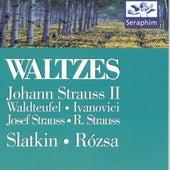Favorite Waltzes de Felix Slatkin