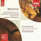 Brahms: Piano Concertos/Overtures by Various Artists