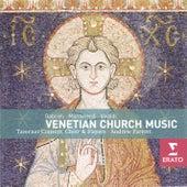 Vienetian Church & Secular Music by Various Artists