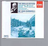 The Sibelius Edition de Sir John Barbirolli