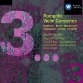 Romantic Violin Concertos by Various Artists