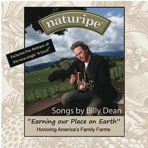 Earning Our Place on Earth by Billy Dean