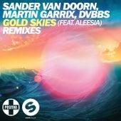 Gold Skies von Sander Van Doorn