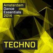 Amsterdam Dance Essentials 2014: Techno - EP de Various Artists