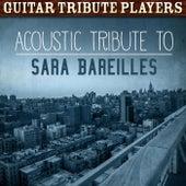 Acoustic Tribute to Sara Bareilles de Guitar Tribute Players