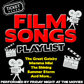 Film Songs Playlist de Friday Night At The Movies