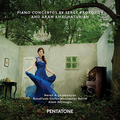 Prokofiev & Khachaturian: Piano Concertos by Nareh Arghamanyan