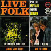 Live Folk from the Mayfair Theatre London de Various Artists