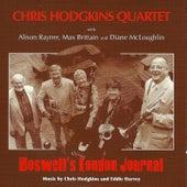 Boswell's London Journal by Chris Hodgkins Quartet