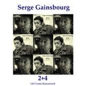 2+4 (All Tracks Remastered) de Serge Gainsbourg