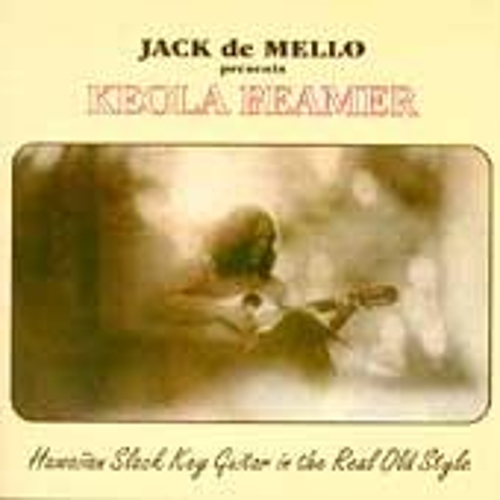 Hawaiian Slack Key Guitar In The Real Old Style by Keola Beamer