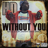 Without You (feat. Lil Goofy, 6hunnit Bj & Boo Banga) by HD