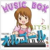 Music Box Hits Vol. 1 by Kawaii