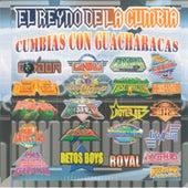 El Reyno De La Cumbia (Cumbias Con Guacharacas) de Various Artists