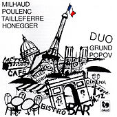 Tailleferre - Milhaud - Honegger - Poulenc: Le Groupe des Six de Nicolai Popov